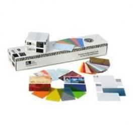 104523-111 - Zebra Card PVC White 30 mil - Confezione da 500pz