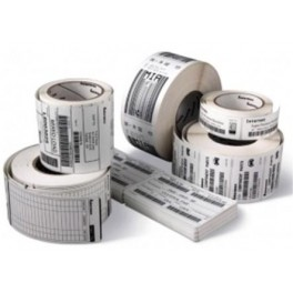 I20109 - Etichette Intermec F.to 101,60x101,60mm Carta Vellum Duratran I Adesivo Permanente