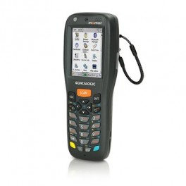 944250004 - Datalogic Memor X3 Wi-fi e Bluetooth, 25-key Numeric, Laser, Windows CE Pro 6.0