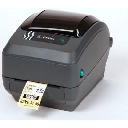 GK42-102520-000 - Stampante Zebra GK420T V2 203 Dpi TT/DT Usb Seriale e Parallela
