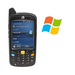 MC67NA-PDABAB00300 - Motorola MC67, 2D Imager, Wi-fi, Bluetooth, Numeric, GPS, 4G WWAN HSPA+, WM 6.5, 3600 mAh Battery