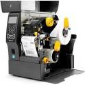 ZT41043-T4E0000Z - Stampante Zebra ZT410, 300 Dpi, TT/DT, USB/Rs232/LAN/BT - Riavvolgitore Interno - Include Peel