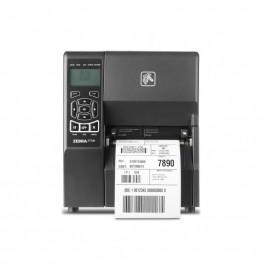 ZT23042-T2E200FZ - Stampante Zebra ZT230 203 Dpi, TT/DT, Usb/Seriale/Ethernet con Taglierina - Max Size Ribbon 450MT