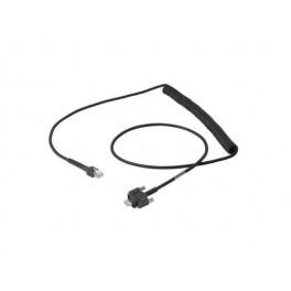 25-159548-02 - Cavo Motorola Zebra VC70 da USB a RJ50 per DS3508 e LS3408, Spiralato