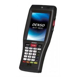 BHT-1261QWB - Terminale Denso BHT-1200 Wi-fi, Bluetooth, 1D/2D, Tastiera Numerica, Camera, Windows CE 6.0