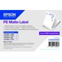 C33S045553 - Etichette Adesive F.to 203mm x 152mm PE Matte Label - 1.000 Etichette