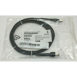 CBA-U21-S07ZBR - Zebra Cavo USB Shielded, Series A Connector, Straight, 2.1mt