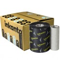 "T52385QG - Ribbon Armor Inkanto F.to 110mm x 360MT Cera, AWR8, Ink IN, Anima Interna da 1"" - Confezione da 20 Rotoli"