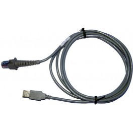 90A051945 - CAB-426 USB, Type A, POT, Straight, 6'