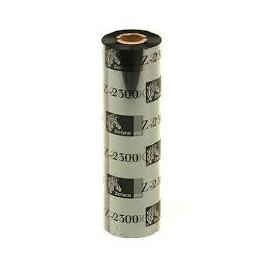 02300GS11007 - Ribbon Zebra F.to 110mmX74MT 2300 Standard Wax