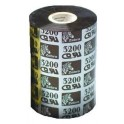 03200BK11045 - Ribbon Zebra F.to 110mmX450MT 3200 Premium Wax-Resin
