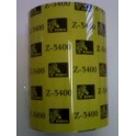 03400BK11045 - Ribbon Zebra F.to 110mmX450MT 3400 High Performance Wax-Resin