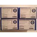 045000 - YMCKO - Cartuccia a colori con Overlay e Rullo di pulizia - 250 immagini per Stampante Fargo DTC1000
