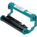 05555BK110D - Ribbon F.to 110mm x 30mt Wax/Resin per Stampante Zebra P4T - Confezione da 10 Rotoli