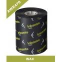 """T63221IO - Ribbon Inkanto F.to 60mm x 450MT Cera, AWR470, Inchiostrazione Out, Anima Interna da 1"""" - Confezione da 10 Rotoli"""