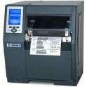 """C82-00-46000004 - Datamax H-6210 203 Dpi 8MB Flash w/Tall Display - Bi-Directional TT - 3.0"""" Plastic Media Hub"""