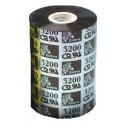 03200BK11045 - Ribbon Zebra F.to 110mmX450MT 3200 Premium Wax-Resin