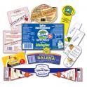 Etichette per Settore Alimentare
